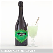 Esmeralda Liquors brings Obsello Absinthe to USA