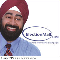 ElectionMall Ravi Singh CEO