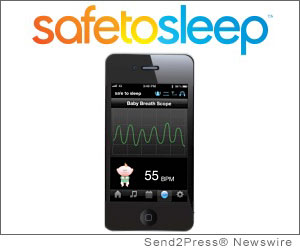 SafeToSleep Sleep and Breathing Monitor