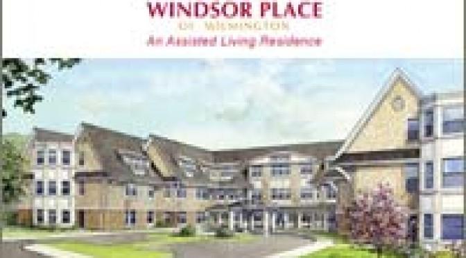 Windsor Place branding