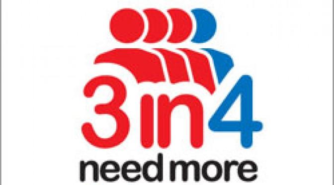 3in4 Association