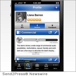 VOICES iPhone App