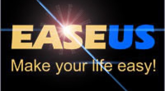 Easeus Logo - artistic modification by Chris Simmons