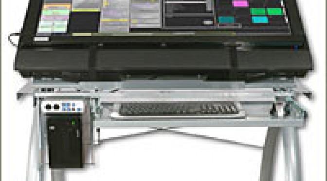 MotionCOMMAND Touchpanels