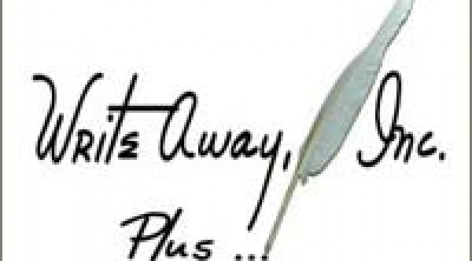 Write Away Inc N.C.