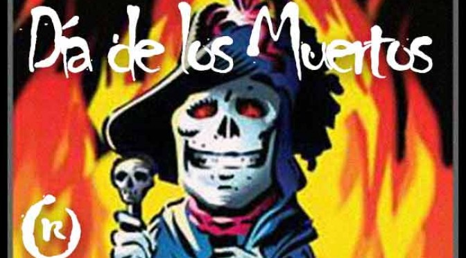 loco for trademark of Day of the Dead